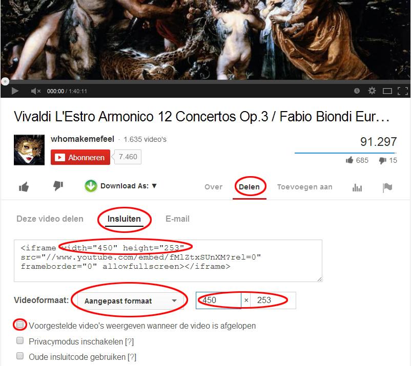 YouTube_delen_insluiten